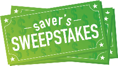 Savers Sweepstakes Logo