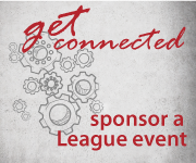Get connected & sponsor a League event