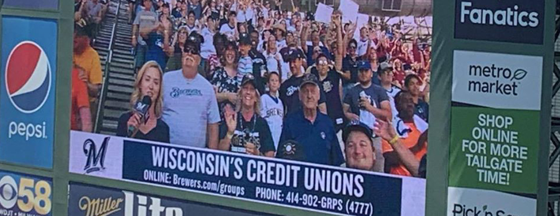 Credit Union Day at the Ballpark