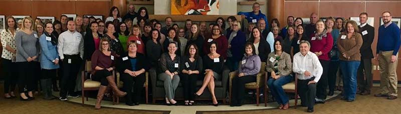 Wisconsin Credit Union Certified Financial Counselors Class of 2016