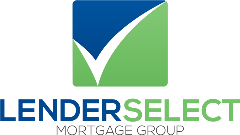 Lender Select Mortgage Logo